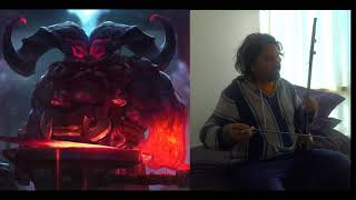 Ornn Login Screen Theme - League of Legends (Erhu cover by Matias Erhu)
