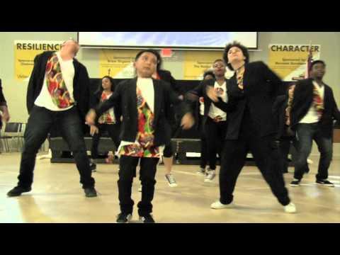 "Oak Grove Center ""Dim Dada""  performance  with Choreographer/Conductor Kimmie Morrow"