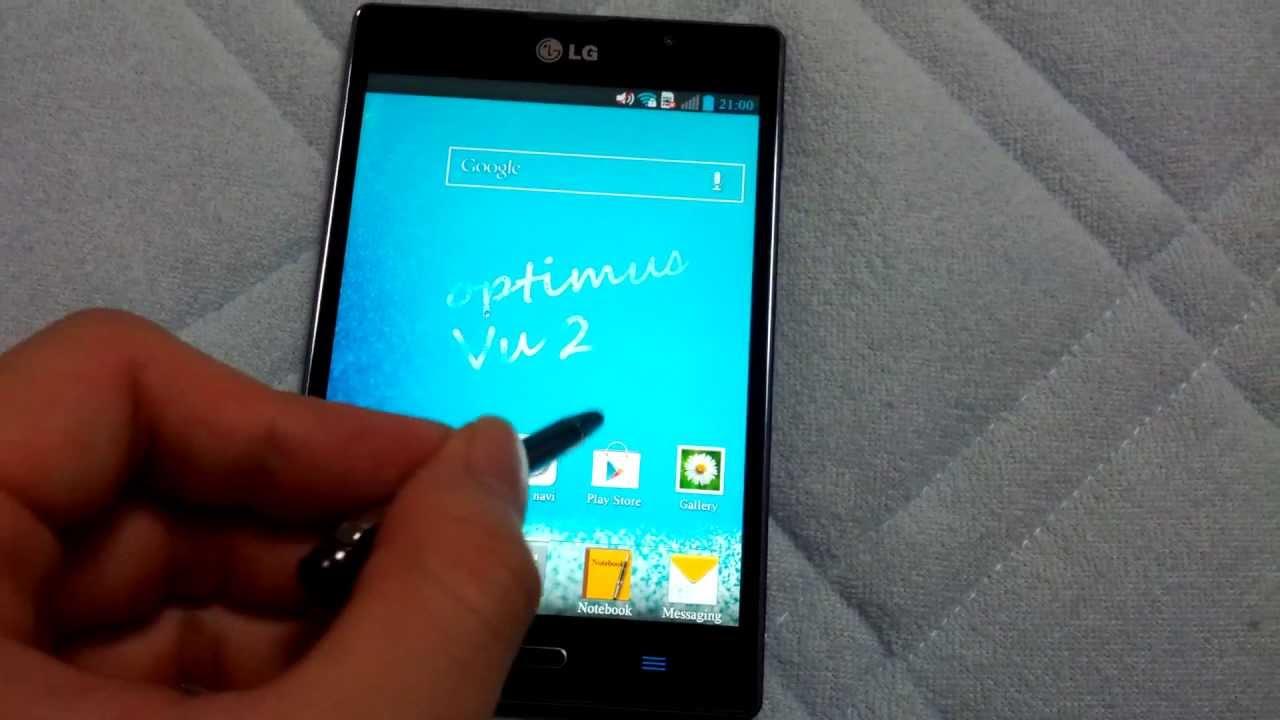 Lg optimus vu ii f200 full phone specifications - Lg Optimus Vu Ii F200 Full Phone Specifications 25