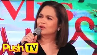 Push TV: Why Judy Ann Santos doesn't give love advice to Angelica Panganiban