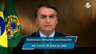 Brasil es el tercer país con más contagios del Covid-19, con casi 4.5 millones de casos; lo superan sólo Estados Unidos con 6.6 millones y la India con 5.2 millones