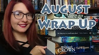 August Wrap Up   2017