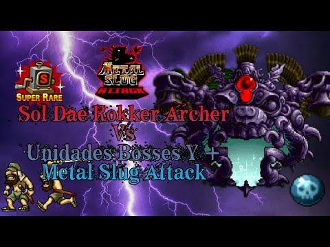 Sol Dae Rokker Archer vs Unidades Bosses///MSA