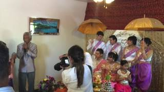 Kevin and Setar's Traditional Cambodian Wedding 2016