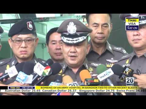 Thaivisa daily news - Bangkok Army Hospital Attack
