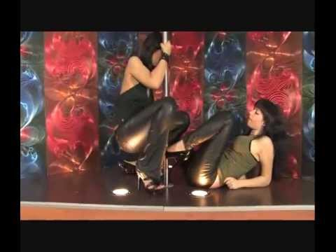 Girls in Miss Sixty Leather Pants - new and great!