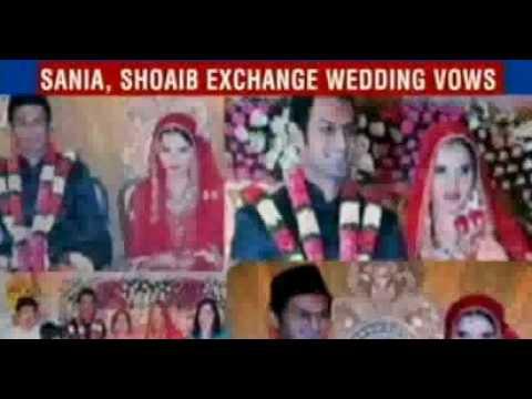 Sania Shoaib Wedding Album only on http:www.geo436.com