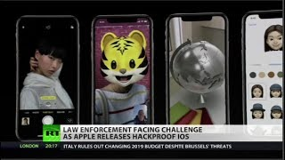 Apple Blocks Police Hacking Tool