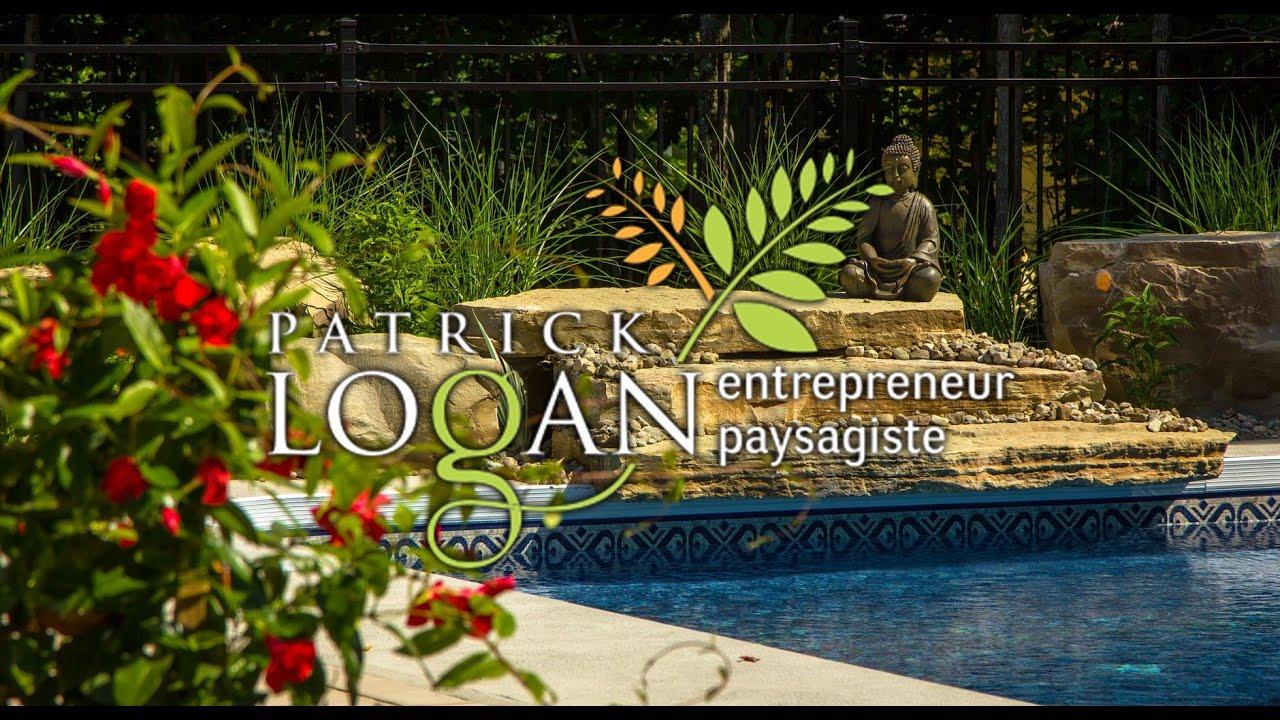 Les entreprises patrick logan entrepreneur paysagiste for Les paysagistes