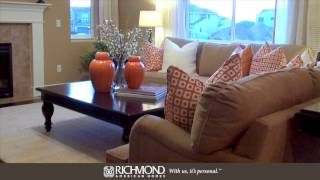 The Alison Floor Plan By Richmond American Homes