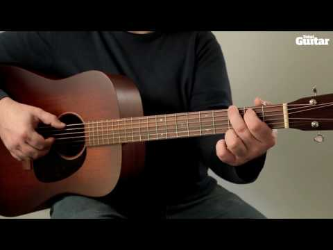 Guitar Lesson: RGT Grade One Acoustic Guitar part 3
