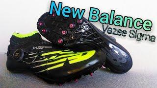 Шиповки New Balance Vazee Sigma | Кроссовки для бега | Sprint spike | Обзор