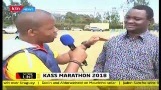 We expect more than 5000 participants this year kass manager says