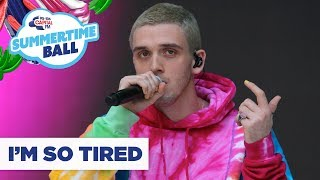 Lauv – 'i'm so tired...' | Live at Capital's Summertime Ball 2019