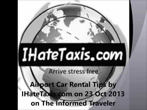 IHateTaxis.com: Airport Car Rental Pickup Tips