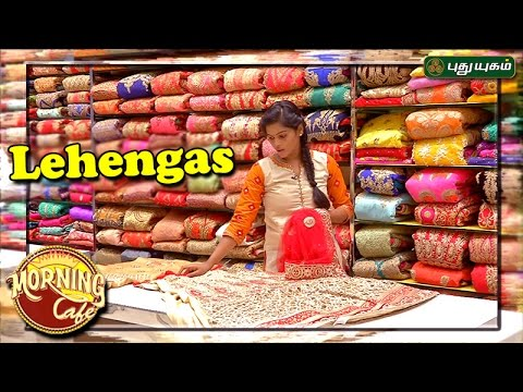 Lehengas For Women ஆடையலங்காரம் 24-04-17 PuthuYugamTV Show Online