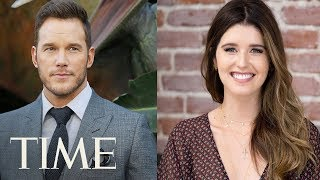 Chris Pratt And Katherine Schwarzenegger Are Engaged: 'So Happy You Said Yes.' | TIME