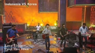 "Easy Tiger ""Paint This Town"" - Asia Versus - #1"