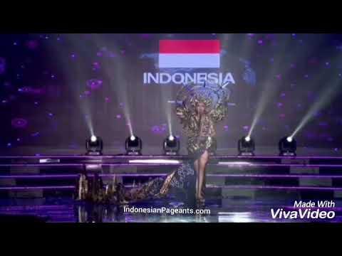 IP News Update : National Costume Indonesia di Miss Grand International 2017