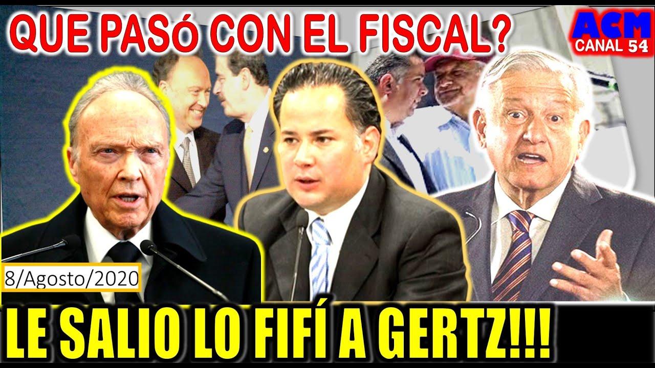 ÓRALE, GERTZ PUEDE DEJAR LA FISCALÍA, LE COLMÓ EL PLATO A AMLO!!! EL RELEVO NATURAL ES NIETO, SERÁ?