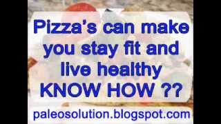 Paleo Pizza - Paleo Recipe Book