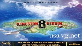 Kingston 8 Riddim (Instrumental) 2015