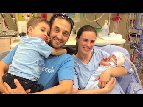 A mom's journey with her baby in intensive care: Mount Sinai NICU