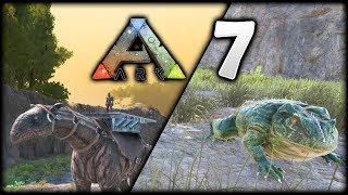 PARACER Taming, RILED Raptors & Weapons UPGRADES!   ARK Survival Evolved: The Island   Episode 7