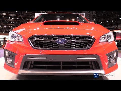 2018 Subaru WRX AWD - Exterior And Interior Walkaround - 2017 Chicago Auto Show