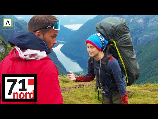 71° nord | Krangel over rasistisk kommentar | Dplay Norge