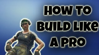 HOW TO BUILD LIKE A PRO! Tips