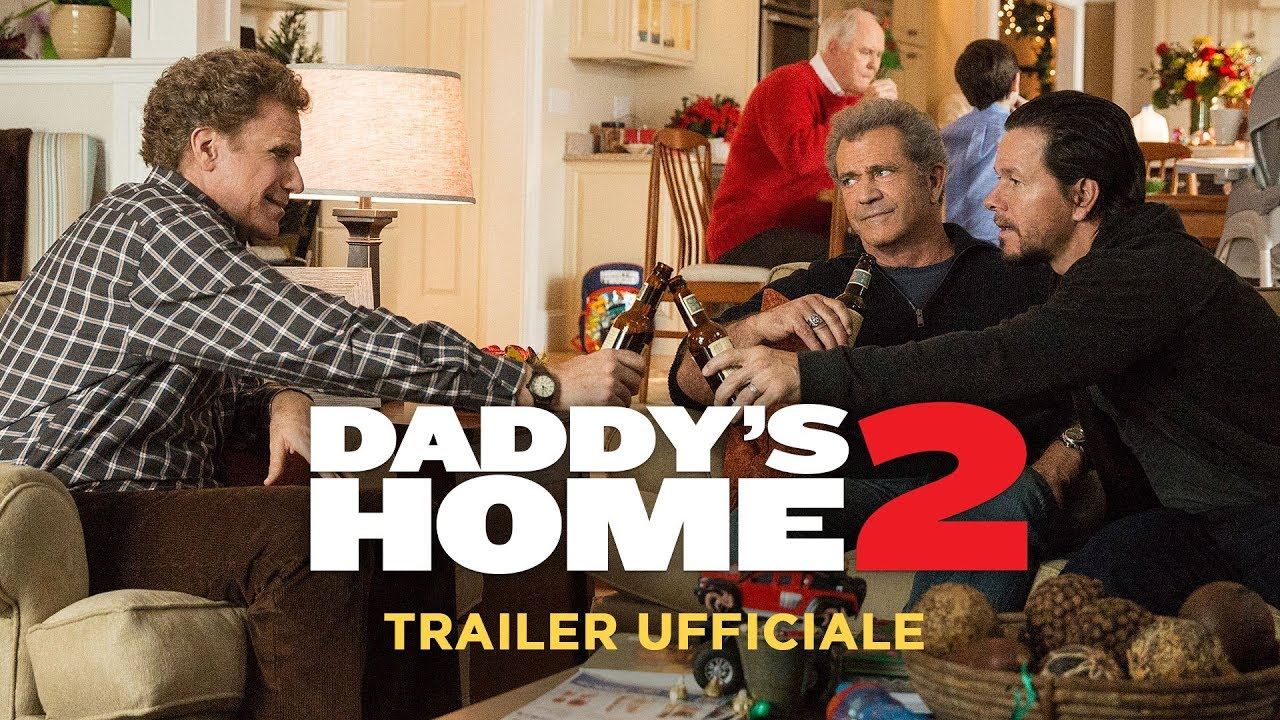 Daddy's Home 2 | Trailer Ufficiale #2 HD | Paramount Pictures 2017