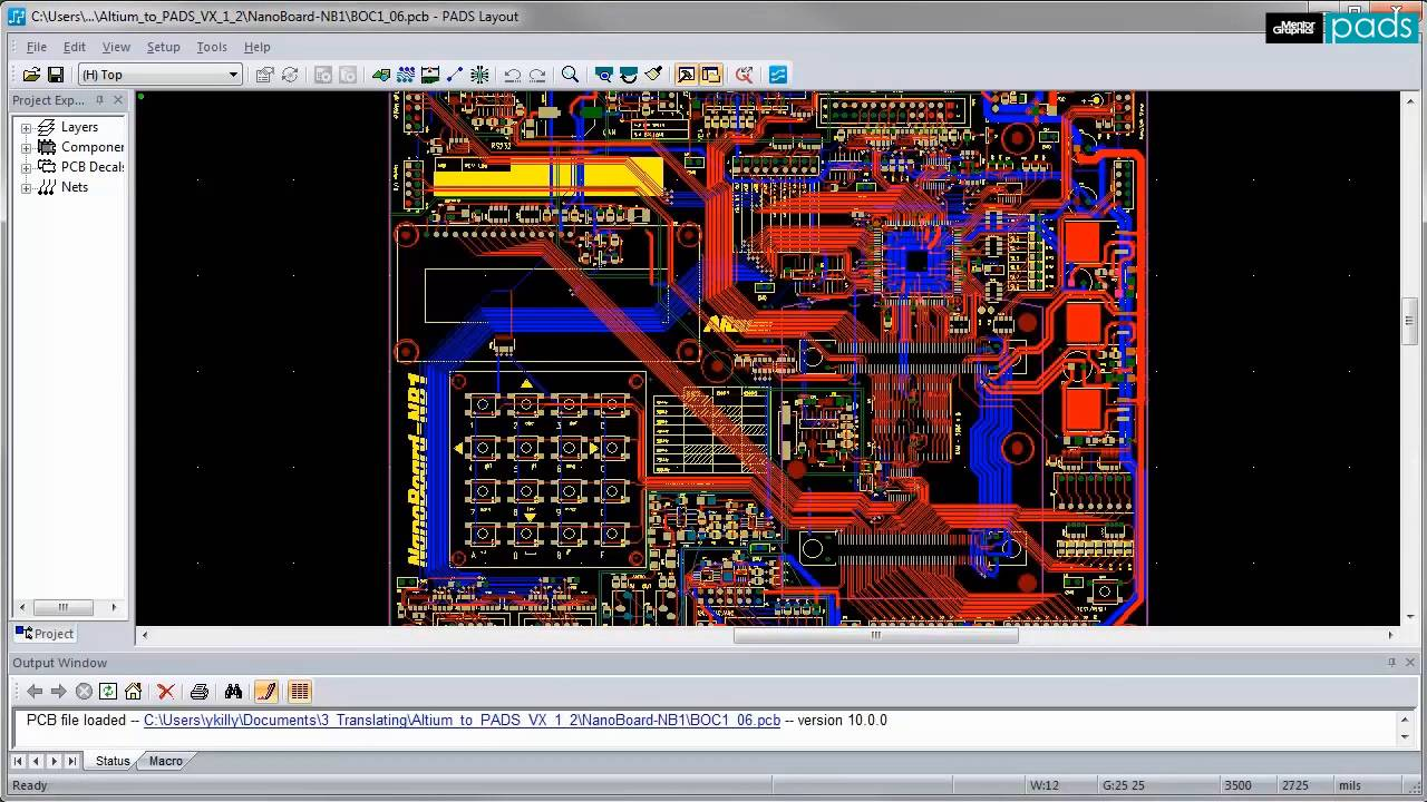 Translate Altium To Pads Youtube Translated Schematics Here