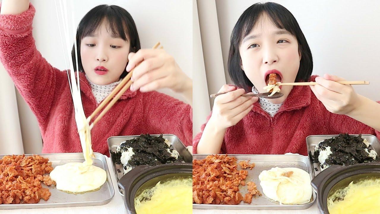 겨울에 먹었던 오돌뼈 먹방 _ 여행 간 김에 올리는 겨울 영상 :D