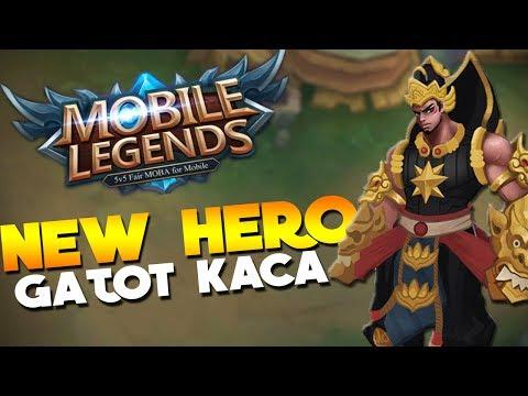 Another New Hero Gatot Kaca! Mobile Legends