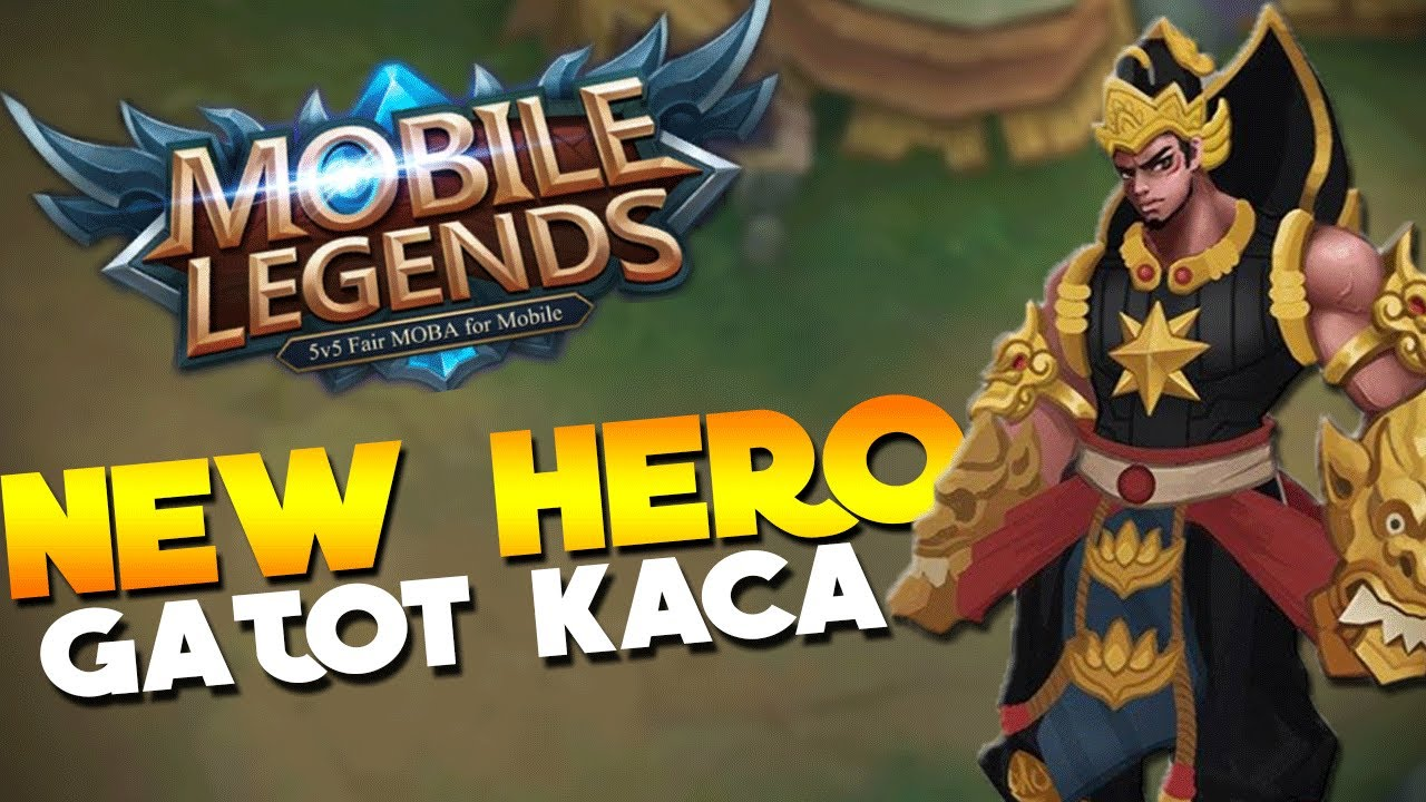 another new hero gatot kaca mobile legends