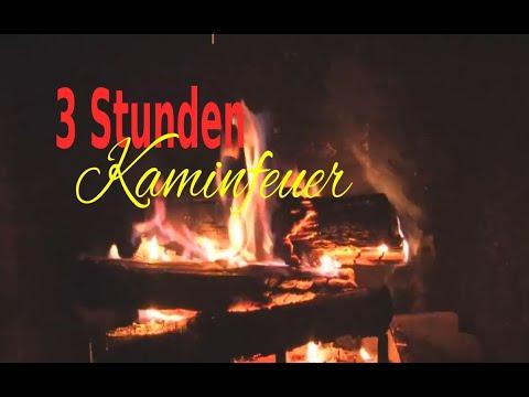 Kaminfeuer Fireplace Romantic Kamin Holz Offenes Feuer Entspannung Kuscheln Relaxing Crackling Sound