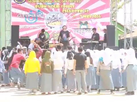 DRANKEN MONSTER - Just The Way You Are (Bruno Mars) Live Pensi SMK Islam Sudirman 1 Ambarawa