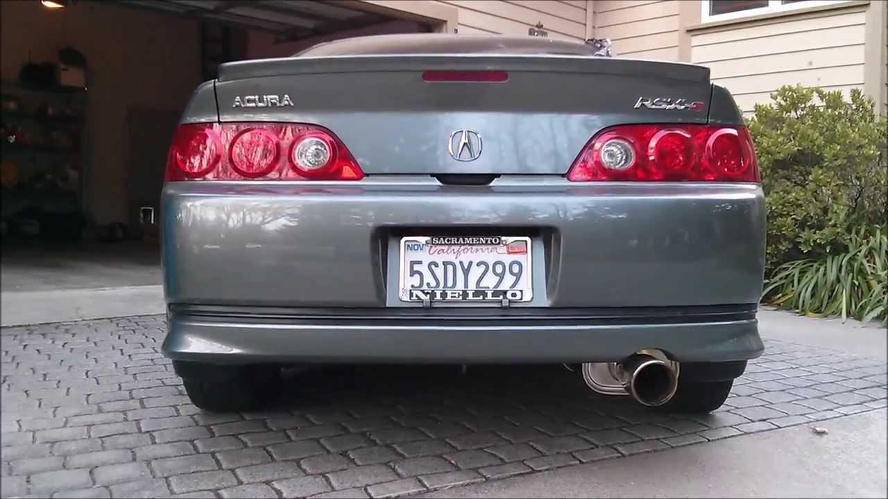 invidia q300 cat back exhaust system