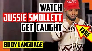 Watch How Police Knew Jussie Smollett Staged His Own Attack With Body Language - Police Body Cameras