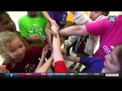 Amanda Elliott works to empower young women through Girls on the Run