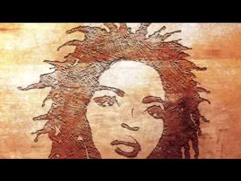 Lauryn Hill 1998 'The Miseducation of Lauryn Hill'