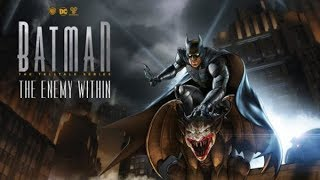 Batman The Enemy Within Temparada 2 Episodio 1 Gameplay Español Sub. - Episodio Completo