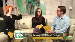 CW57 | Wisconsin Family | CyBorg Lowery | Madison Geeks LLC | 3/25/16