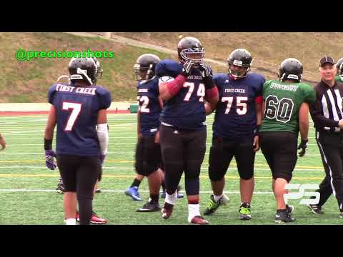 (1) First Creek Eagles vs. (2) Stewart Panthers Championship Game 2018