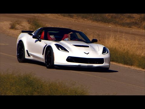 Cnet On Cars 2016 Corvette Z06 Chevy Blows The Base
