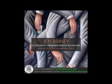 Jen Briney | Legislation 2017: Corporatization, Backdoor Deals, Data, & DNA