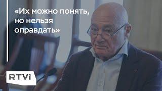 Владимир Познер — о трампистах, штурме Капитолия и расколе США