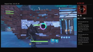 Fortnite ps4 game play #10