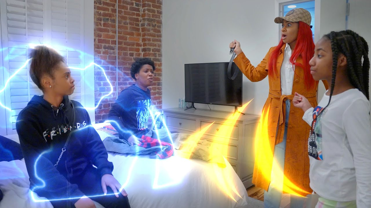 Download OUR FAMILY SUPER POWERS !!! EP. 3